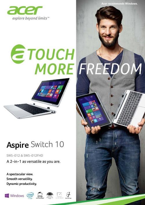ASSW10-SW5-012-SW5-012FHD_Product Sheet_EMEA