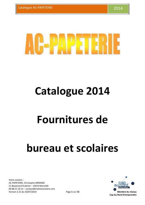 Catalogue 2014 v2.21