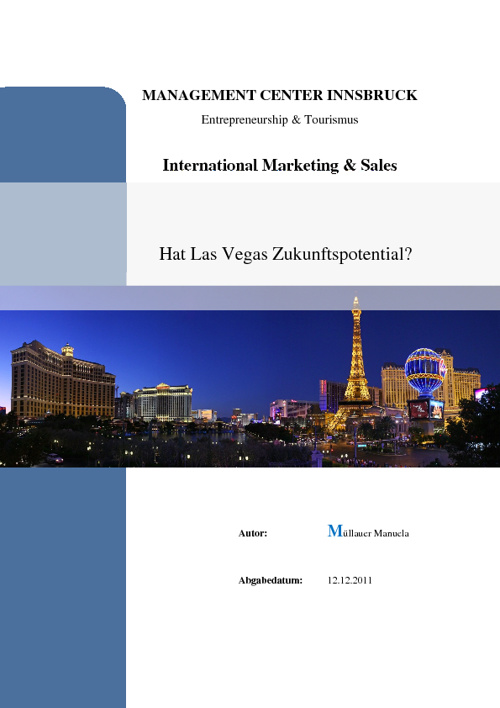 Zukunftspotential Las Vegas