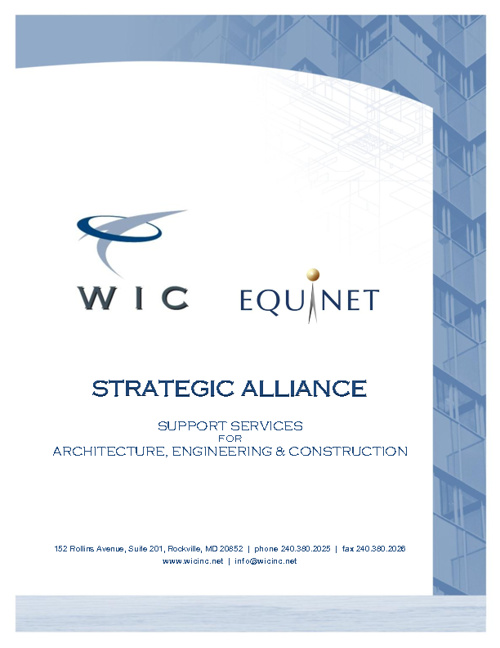 WIC EQUINET ALLIANCE