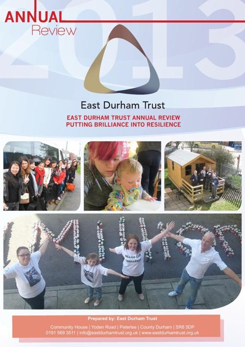 East Durham Trust Annual Report 2012/13