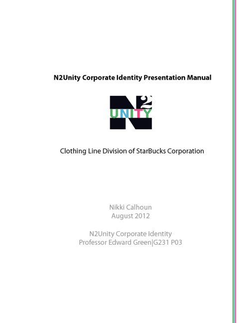 N2Unity Corporate Identity Manual