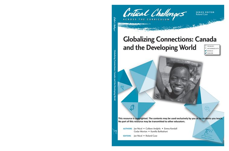 Globalizing Connections: Canada and the Developing World