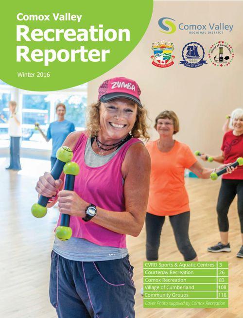 Winter 2016 Rec Reporter