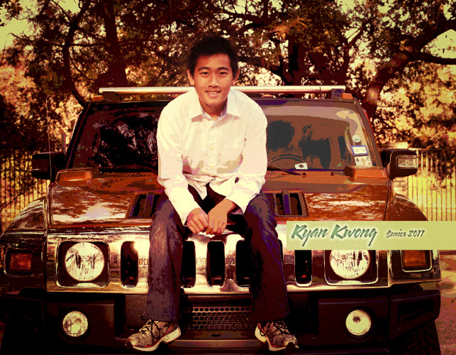 Ryan Kwong: Class of 2011