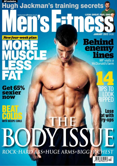 Men's Fitness Magazine Moble