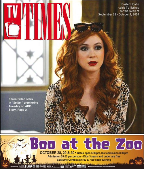 9-28-14 TV Times