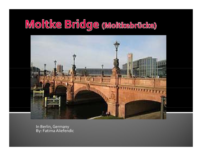 Moltke Bridge