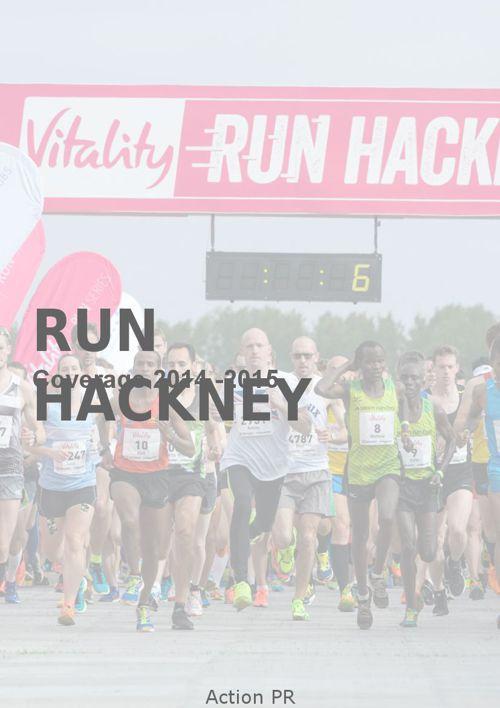 Run Hackney Coverage 2014-2015