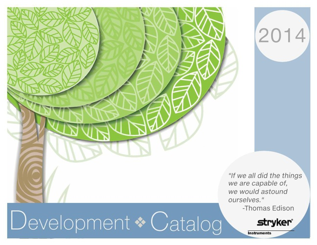 Development Catalog