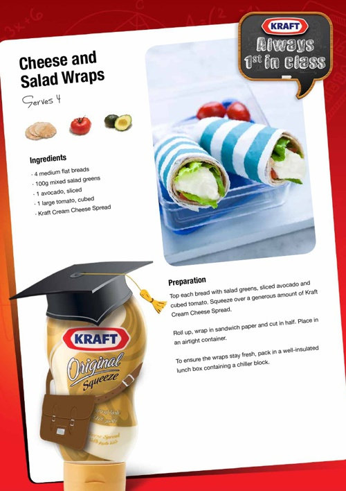 Kraft BTS 5 Old Recipes Eng