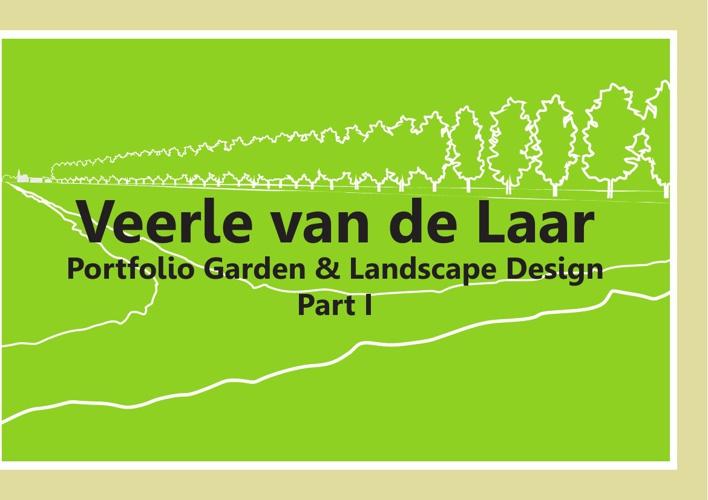Portfolio Garden & Landscape Design Part I