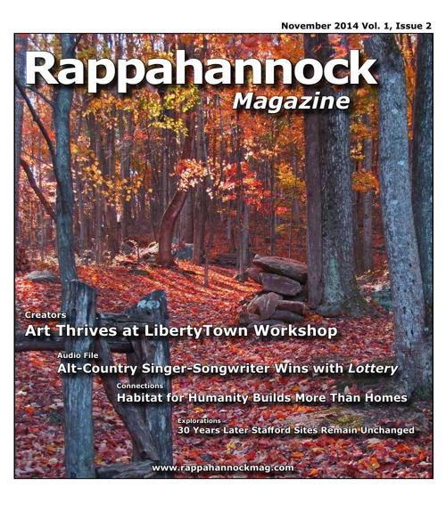 Rappahannock Magazine November 2014