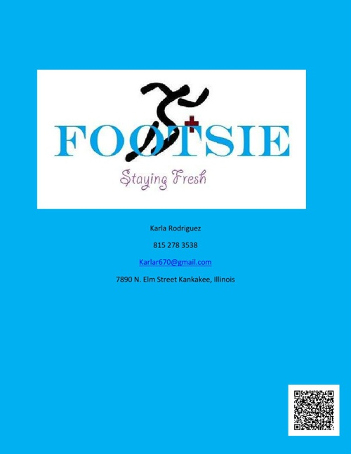 Footsie by Karla Business Plan