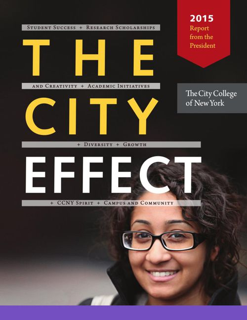 2015 Report from the President: The City Effect