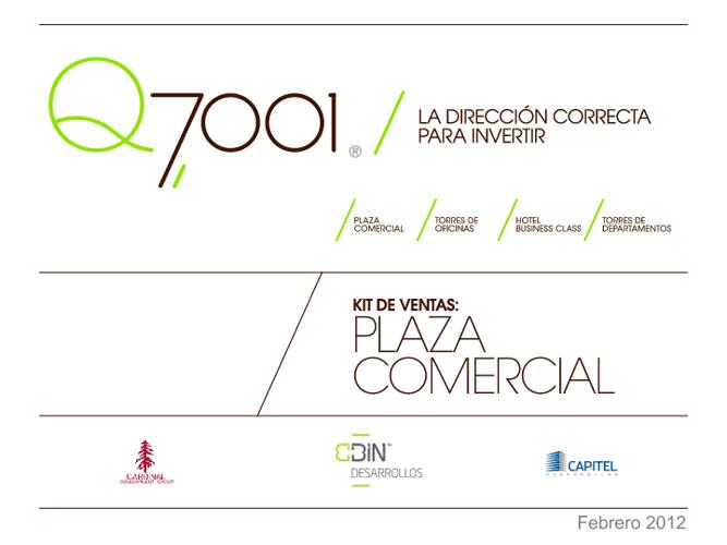 Q7001 LOCALES EN VENTA Y RENTA