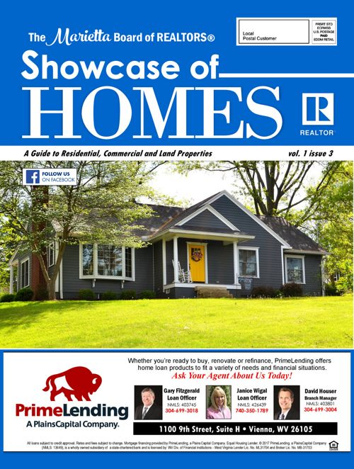 Showcase of Homes | vol 1 issue 3