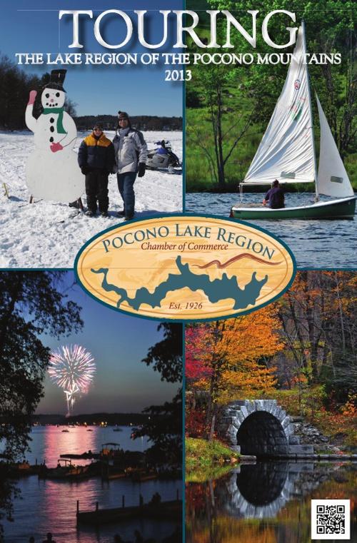 2013 Touring the Lake Region of the Pocono Mountains