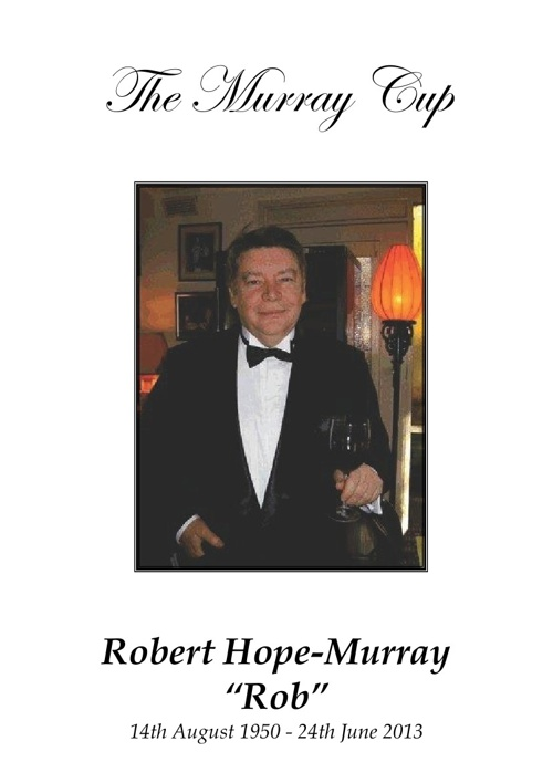 Robert Hope-Murray