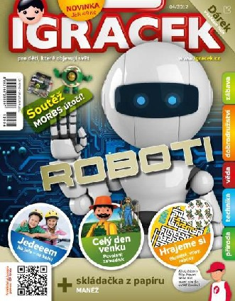 Igráček 04/2012 - ochutnávka