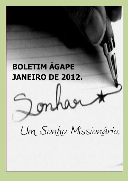 BOLETIM JANEIRO 2012