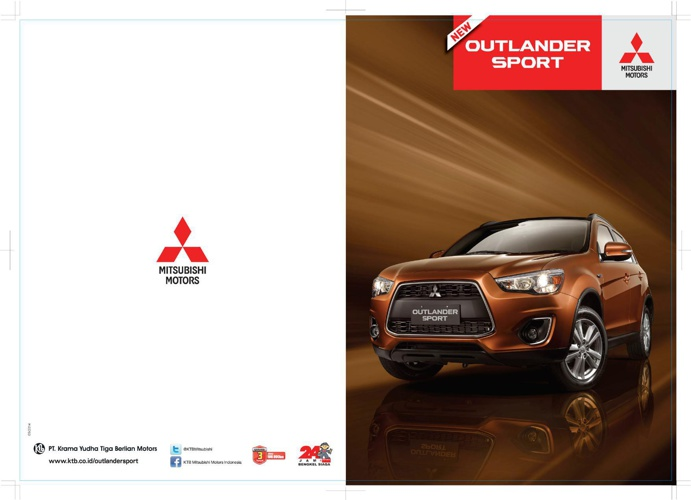 CATALOGUE OUTLANDER SPORT
