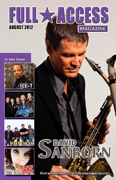 Full Access Magazine - August 2012