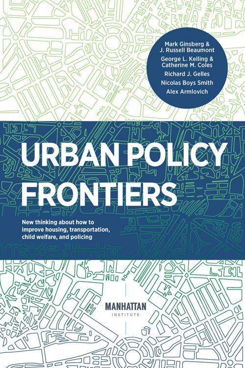 Urban Policy Frontiers