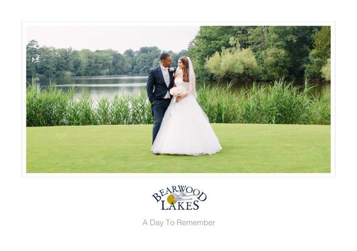 Bearwood Lakes Wedding Brochure
