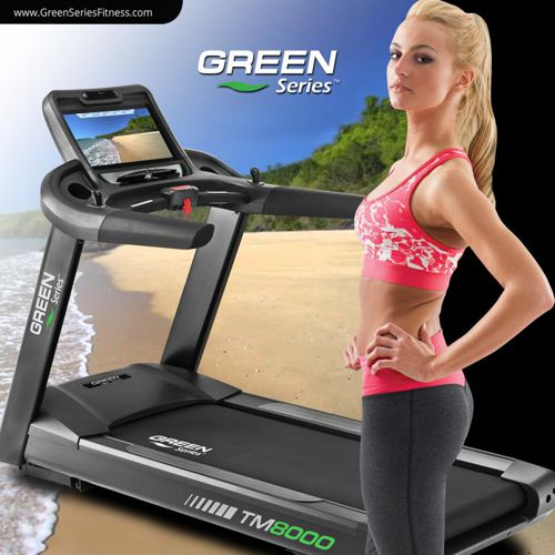 Green Series Fitness Cardio Equipment Product Catalog