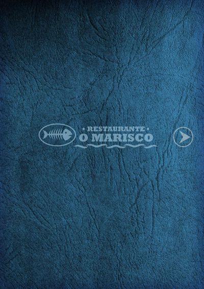 Copy of Copy of Restaurante O Marisco Menu EN