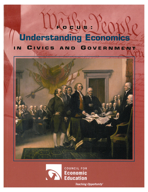 Lesson 3-  Focus: Understanding Economic s in Civics and Gov.