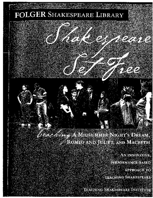 Shakespeare Set Free Macbeth by Folger Shakespeare Library