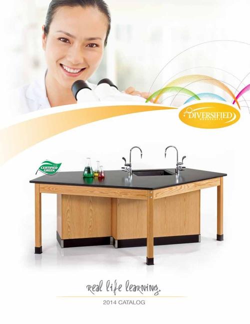 2014 Diversified Woodcrafts Catalog