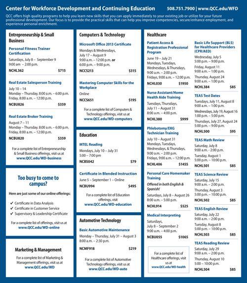 HCWDC Mailer Summer 2017 12x10.5 bottom fold
