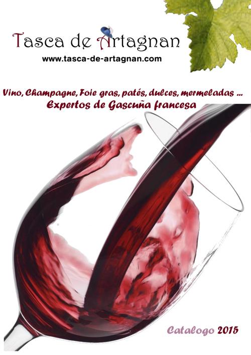 Vinos Tasca de Artagnan 2015