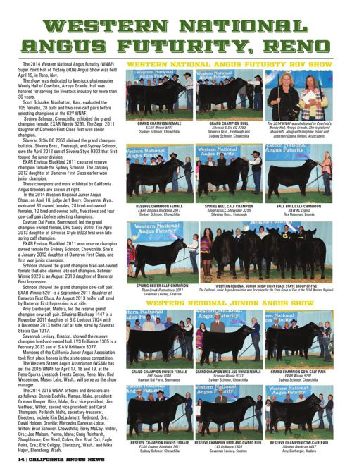 Angus Breeders in the News