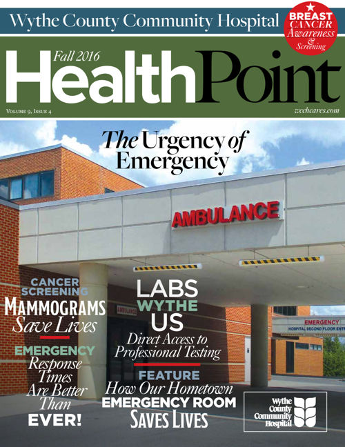 WCH0212-Wythe-4-page-HealthPoint-Fall16-Crow-Magzazine