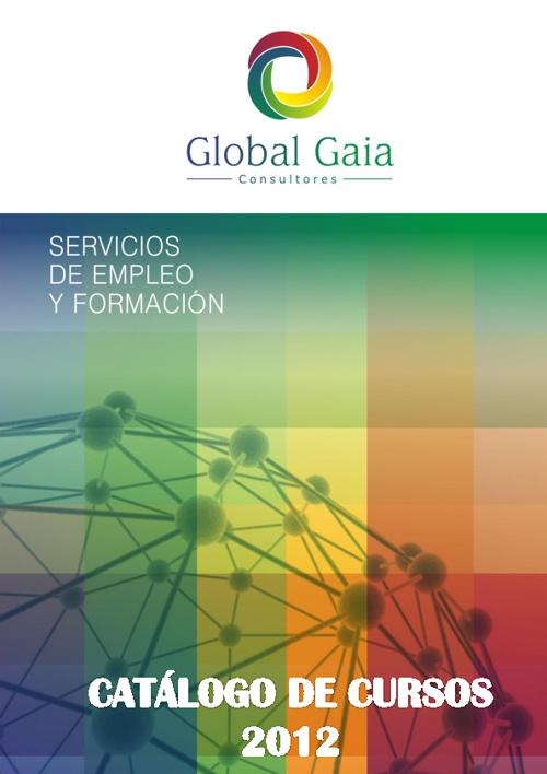 Catalogo de Formacion 2012