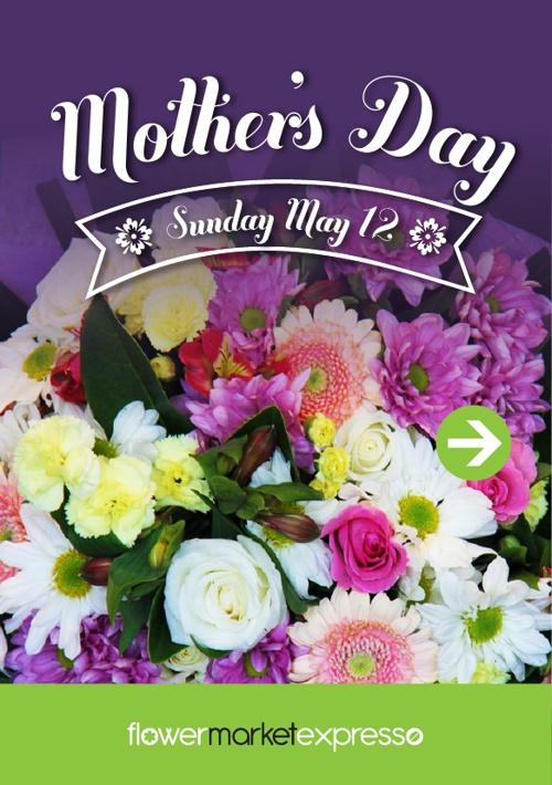 Flower Market Expresso Catalogue