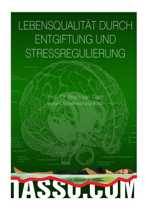 Entgiftung & Stressregulierung Prof.Dr. Bram van Dam