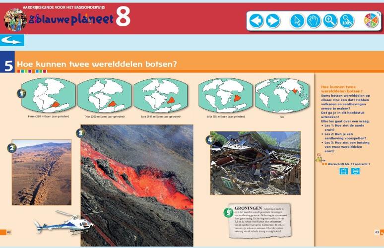 De blauwe planeet hoofdstuk 5 groep 8