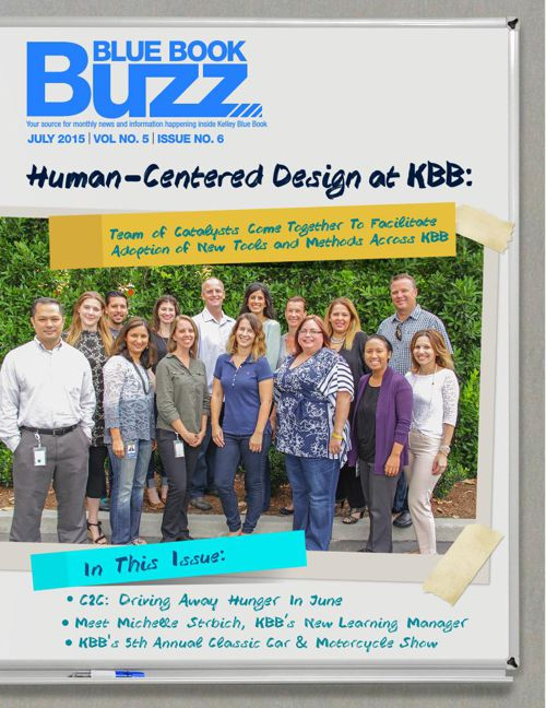 July Blue Book Buzz - Test