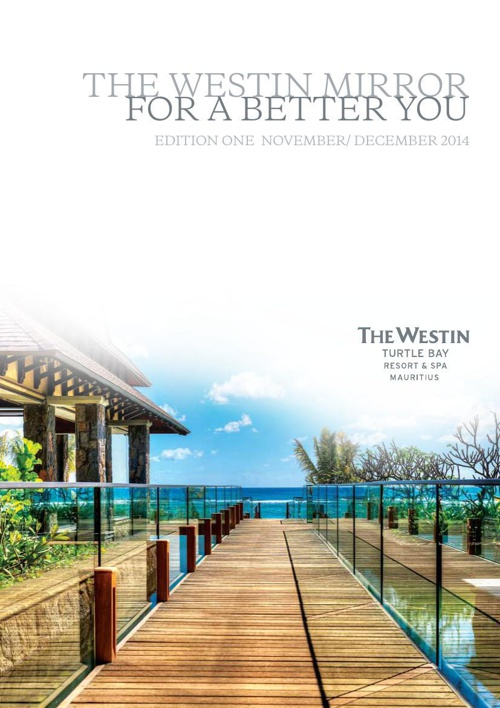 Westin_Newsletter 03/11/2014