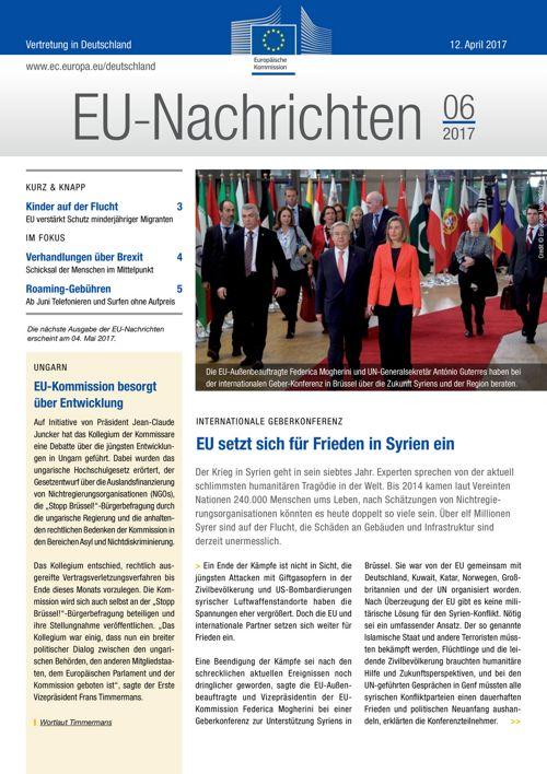EU-Nachrichten #6