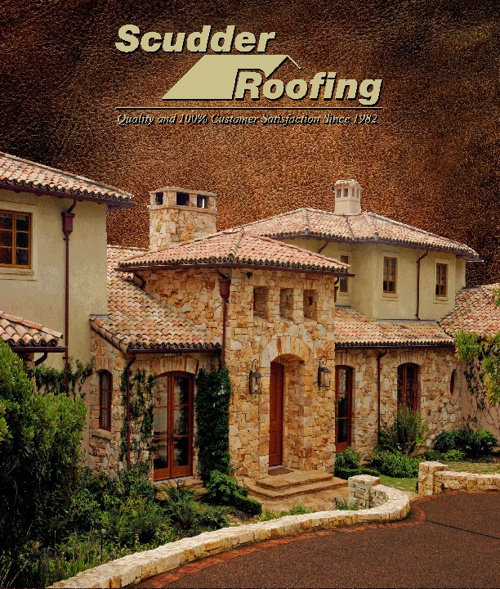 Scudder Roofing Company Brochure