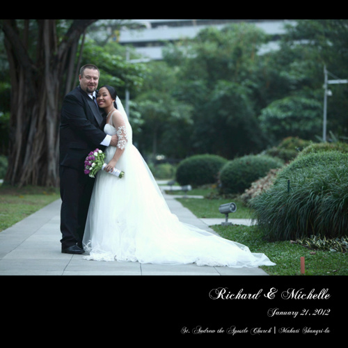 Richard & Missy revised album