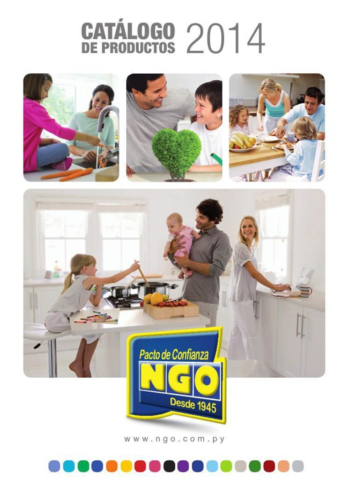 Catálogo NGO 2014 web