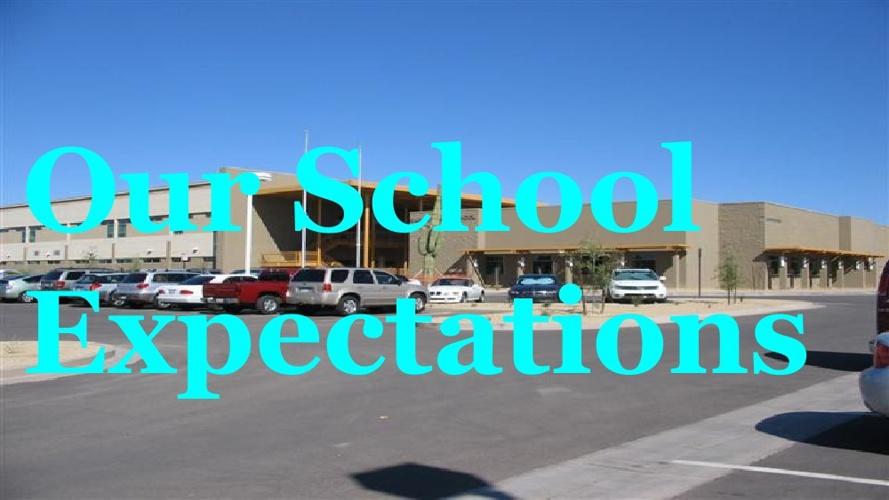 School Expecdtations