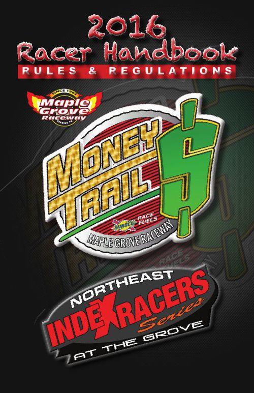 2016 Racer Handbook